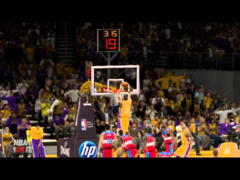 NBA 2K12 DUNK MIX - Fast Lane ft. Eminem, Royce Da 5'9