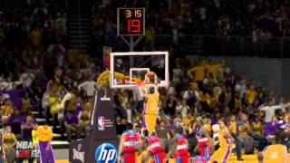 NBA 2K12 DUNK MIX - Fast Lane ft. Eminem, Royce Da 5