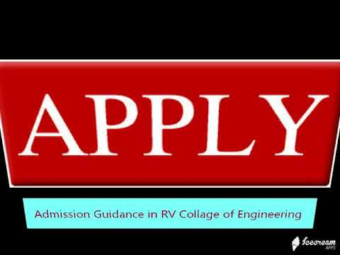 Direct Admission in RV collage of engineering