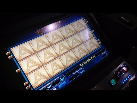 Video Casino automaten manipulieren