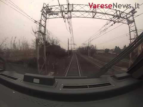 In viaggio sulla Milano - Varese: Il video integrale