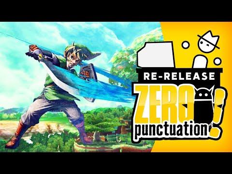 The Legend of Zelda: Skyward Sword (Zero Punctuation Re-Release)