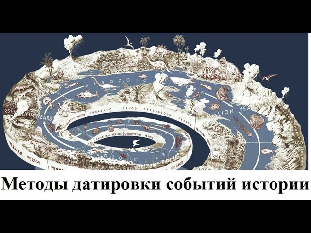 Методы и проблемы датировки исторических событий