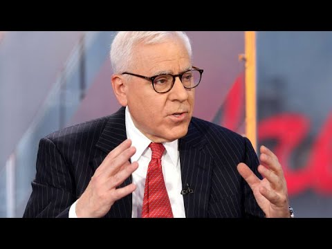 Vaccine distribution will be an 'enormous logistical problem': David Rubenstein