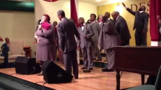 My God Can Do Anything Reprise by DWC lead by Min. Monique Griffith
