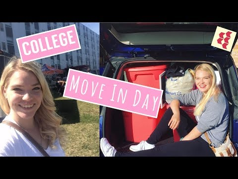 COLLEGE MOVE IN DAY(S) | FRESHMAN YEAR | Canadore College