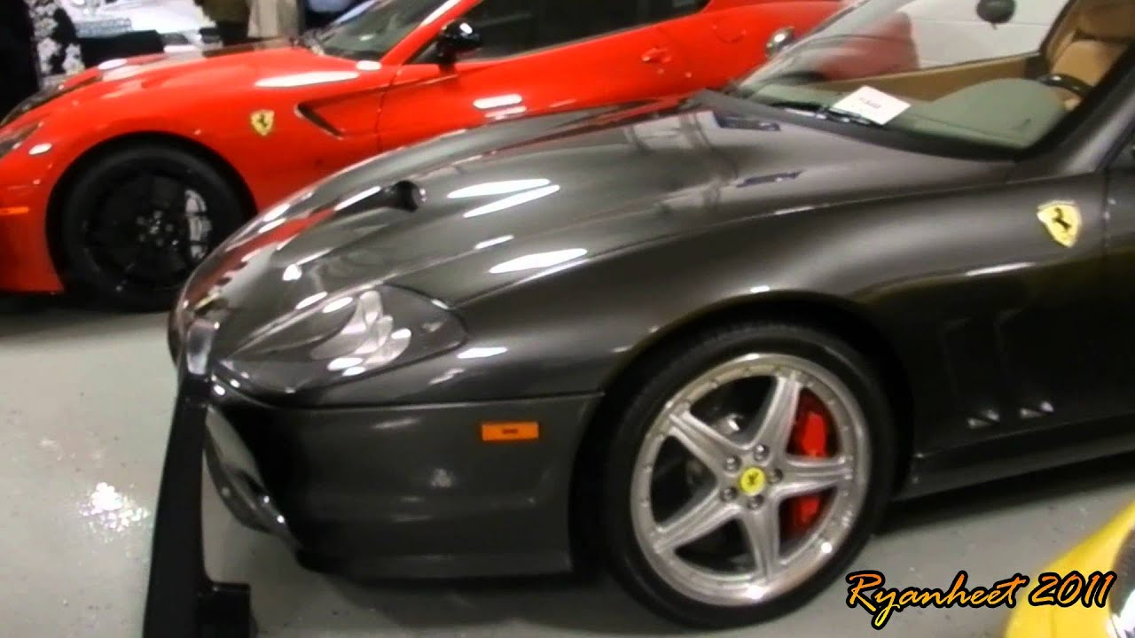 Best Exotic Car Collection Ever Lingenfelter Garage Youtube