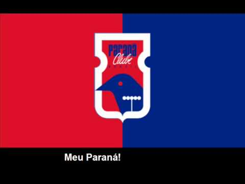 Hino Oficial do Paraná Clube - Hinos de Futebol - Cifra Club 133f28683da54