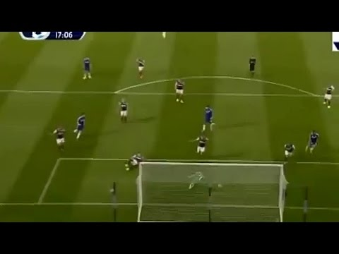Chelsea vs Burnley  All Goal and Highlights 21/2/2015 HD