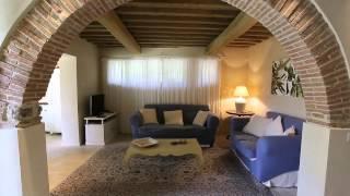 Villa Toscana con piscina in vendita a Castagneto Carducci Rif.13