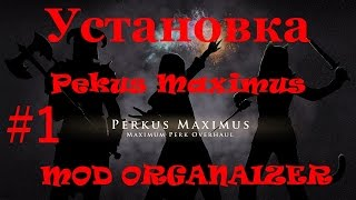 perkus Maximus установка на русском  часть 1