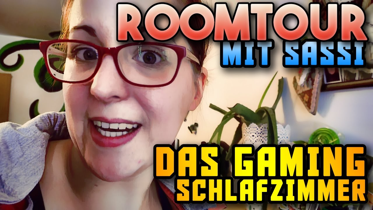 Gaming Room Tour Das Nerd Schlafzimmer Teil3 Youtube
