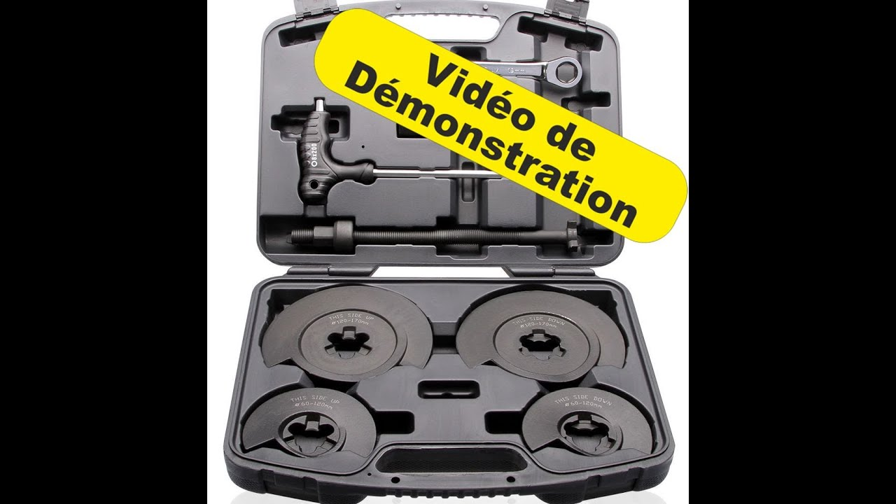 kit int rieur compresseur de ressort de suspension bmw youtube. Black Bedroom Furniture Sets. Home Design Ideas