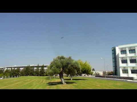 CYPRUS EAGLES - LAUDRON Speed Test