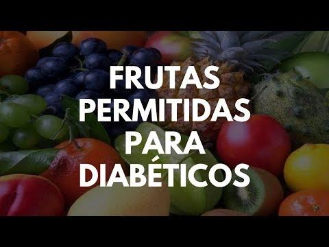 Si tengo Diabetes que fruta puedo comer y cual no