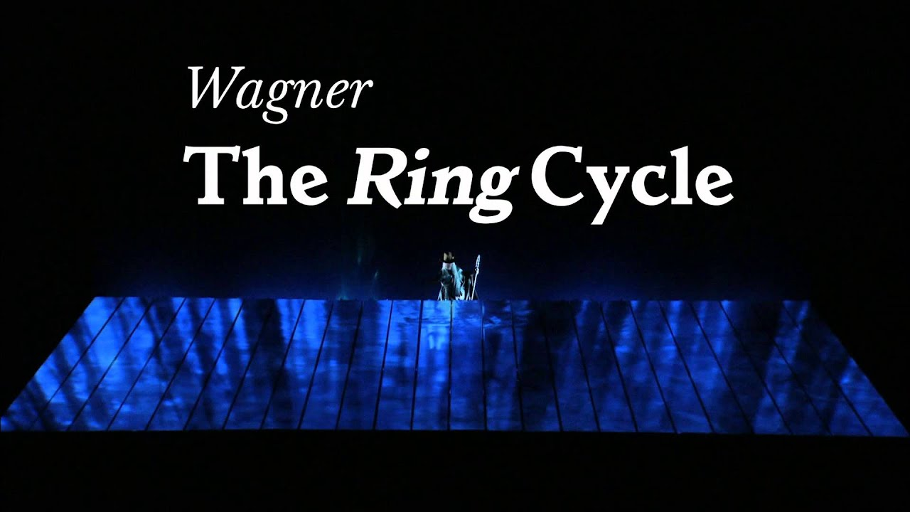 The Ring Cycle TV Spot (Met Opera)