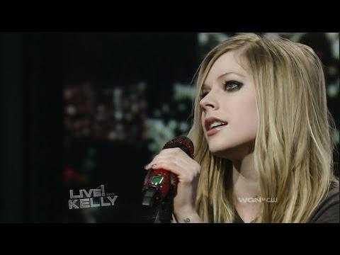 Avril Lavigne │ Random ROCK Live Performances