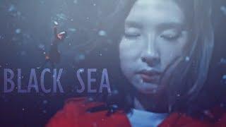 ►BLACK SEA  [Bride of the Water God ]