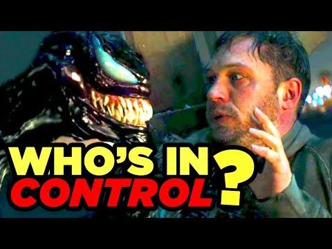 VENOM Psychology Breakdown WHO&39;S IN CONTROL?