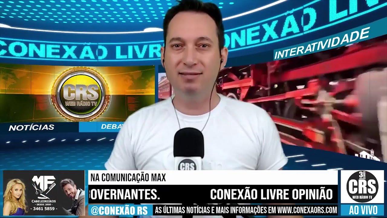 Desabafo e indignação devido as restrições do Governador Eduardo Leite falta de capacidade.