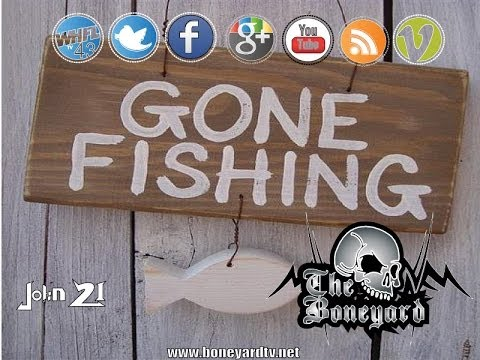 Full download redeemer lutheran father son fishing trip for Gone fishing game