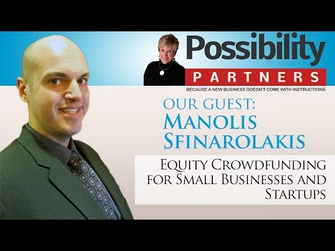 Equity Crowdfunding for Small Businesses and Startups