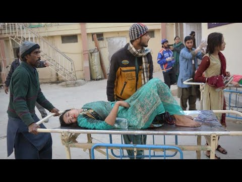 Al menos ocho muertos en Pakistán en atentado contra iglesia