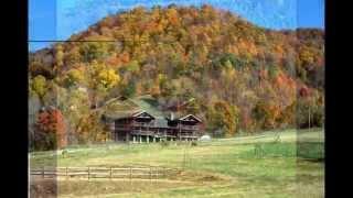Beautiful Horse Farm in Western North Carolina