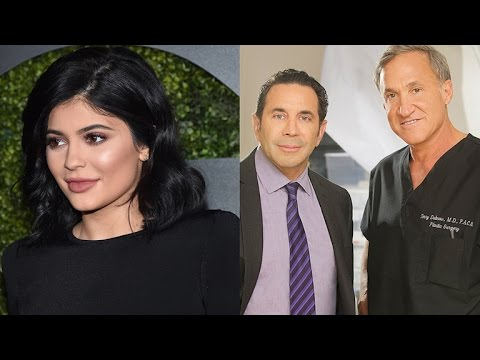 'Botched' Docs Terry Dubrow and Paul Nassif Sound Off on Kylie Jenner's Lips