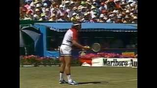 ATP 1978 Australian Open Final Vilas vs Marks part1