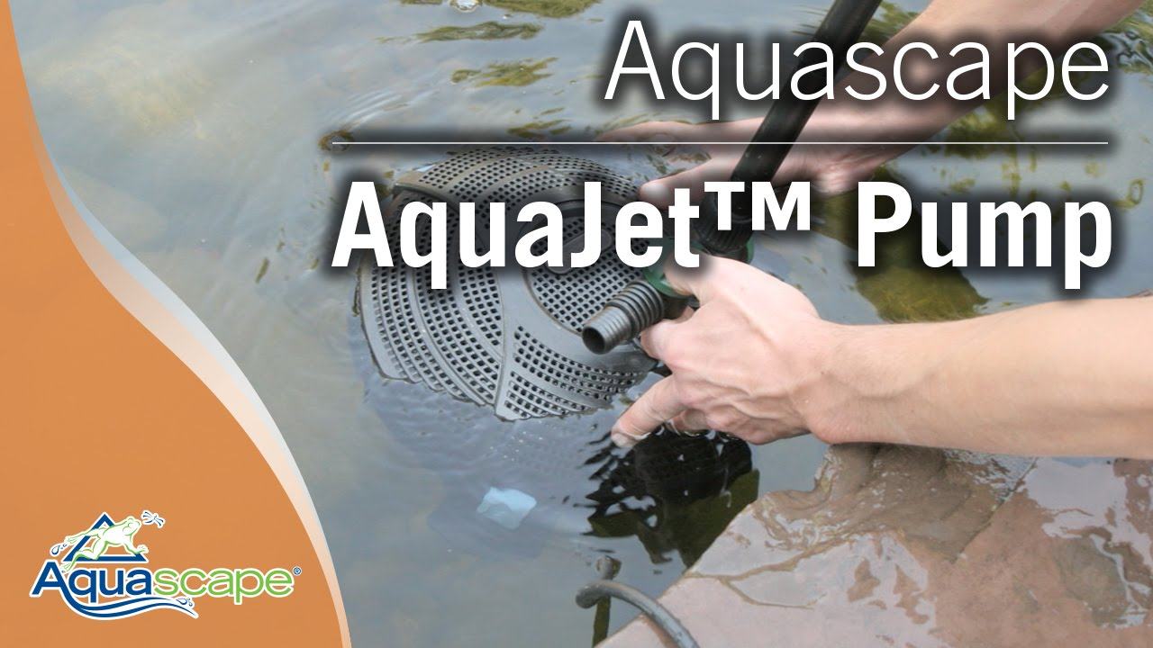 Aquascapeu0027s AquaJet Pump Line