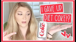 I gave up soda and here's what happened