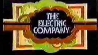 The Electric Company opening credits season 3