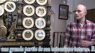 L'horloge astronomique de Besançon