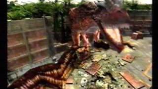 Dino Crisis 2 20 T-rex, Killed By Giganotosaurus