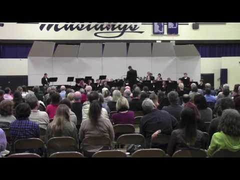 SDA Wind Ensemble II 2016 - Simple Gifts Four Shaker Songs