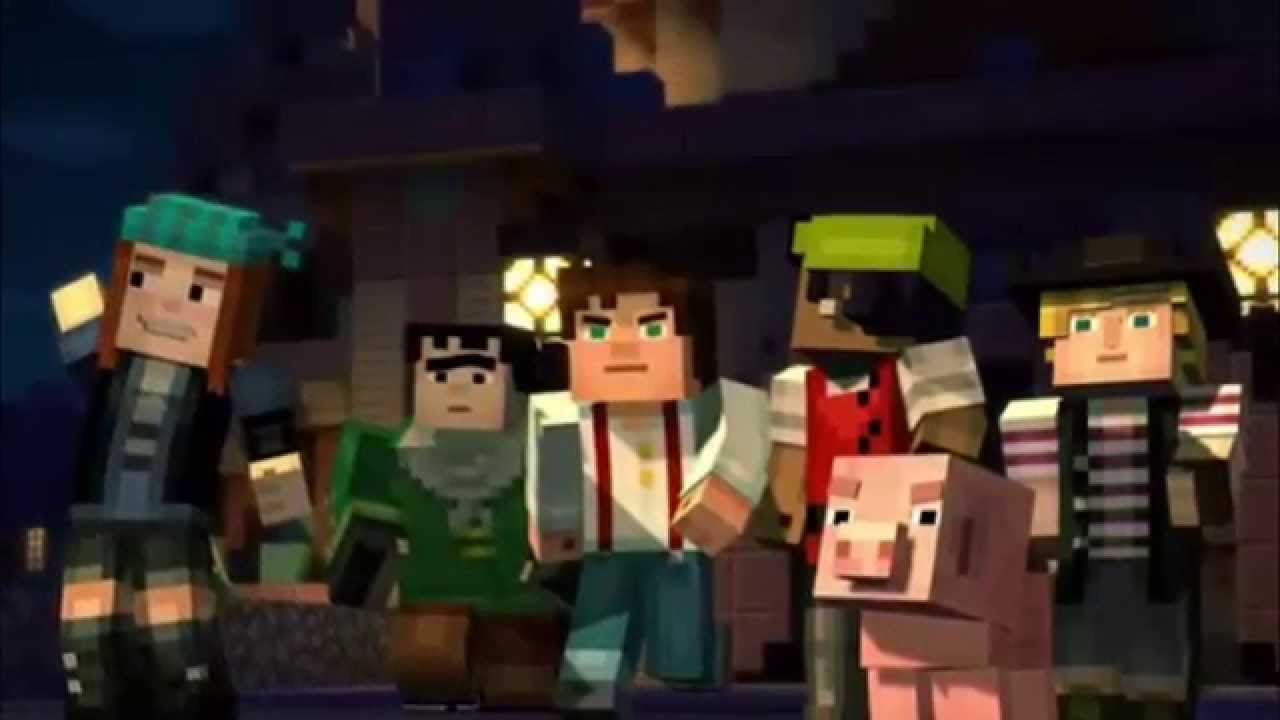 Minecraft: Story Mode - Telltale