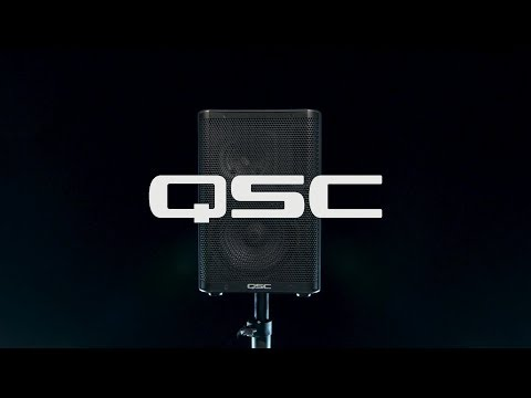QSC CP series active speaker | Gear4music overview