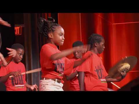 Urban Mentoring Academy Drum Line | Urban Mentoring Academy | TEDxSavannah