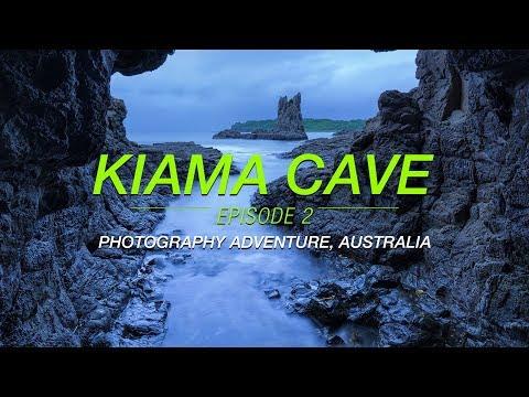 What happened in the Secret Cave of Kiama !