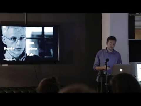 Rob Coke, Brand Strategy Director - Branding in a Post Digital World.