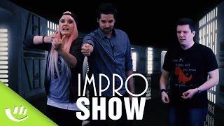 Darth Vader tötet Babykätzchen - Impro-Show #1