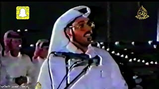 موال🎤 محمد بن مشيط  ✖️ فيصل الرياحي ـ قطر 🇶🇦 ـ ١٤١٨/٨/٦هـ