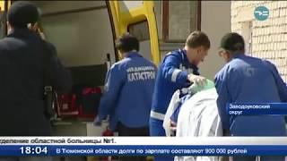 Взрыв газа в частном доме Заводоуковска
