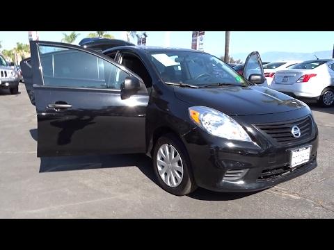 2014 Nissan Versa San Bernardino, Fontana, Riverside, Palm Springs, Inland Empire, CA P8935A