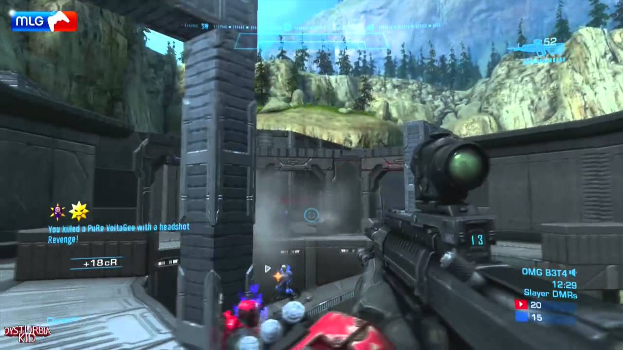 DK w/Subs ( Halo Reach ) Matchmaking 4v4 Colombianos - YouTube
