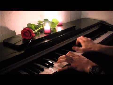 YANN TIERSEN - AMAZING SHORT    Piano-Cover HD (Comptine d`un autre ete)