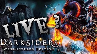 Darksiders War Mastered Edition Live With Waller Life Vlogs