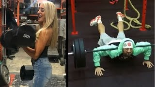 Download Video She Found The Fake Weights! The Worst Lift Ever Performed! MP3 3GP MP4