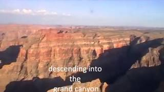 The Grand Canyon Fly Through By Helicopter With Maverick